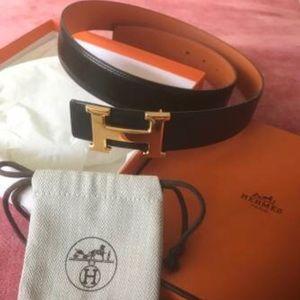 Hermes Ladies Belt